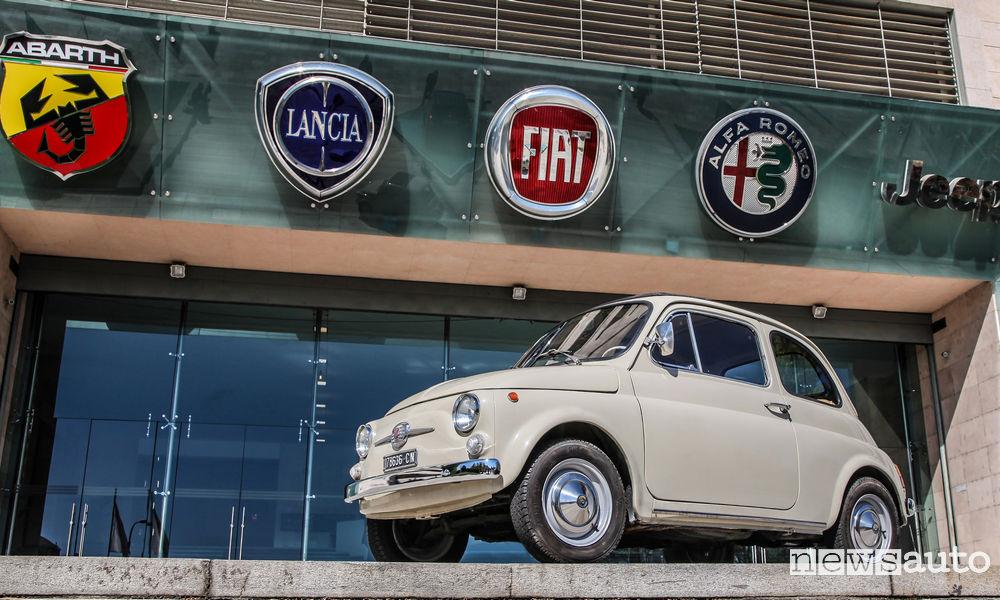 Blocco auto storiche in Piemonte