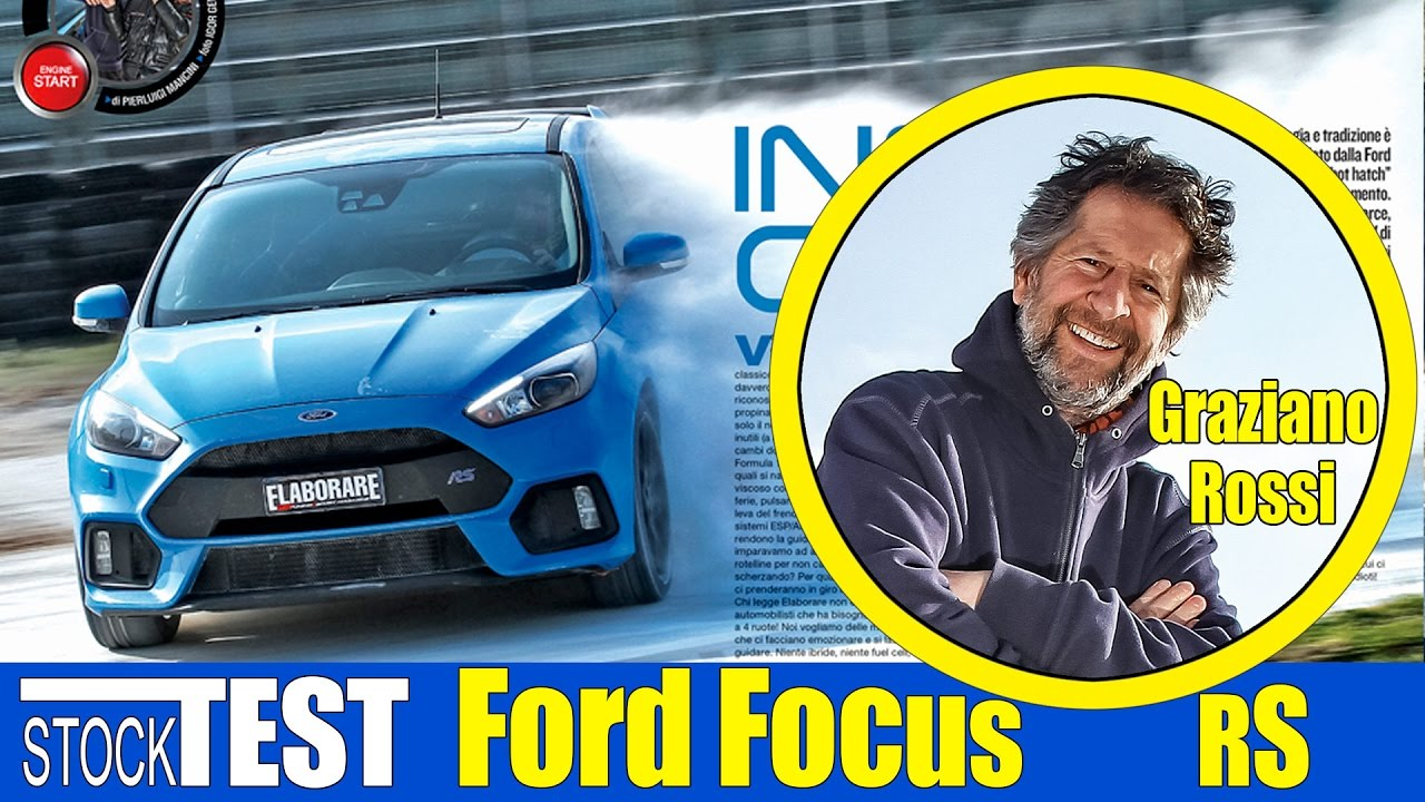 Photo of Il video della Ford Focus RS provata sullo sterrato con Graziano Rossi a Misano