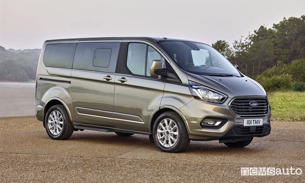 Photo of Nuovo Ford Tourneo Custom