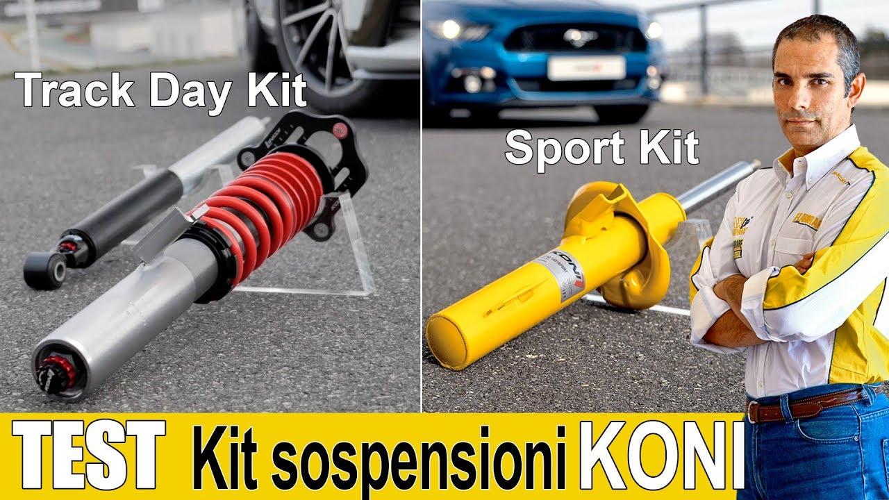 Photo of Koni Track Day Kit | Test Ammortizzatori Sportivi