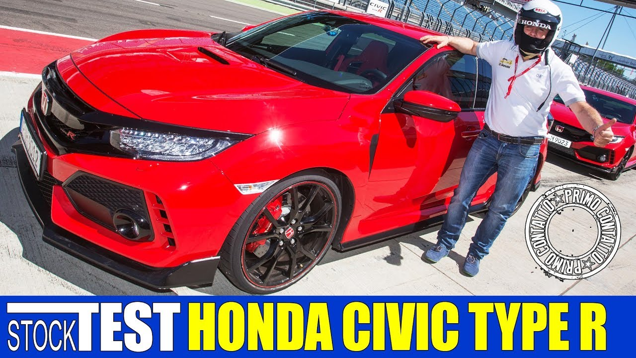 Photo of Video prova Honda Civic Typer su strada ed in pista!