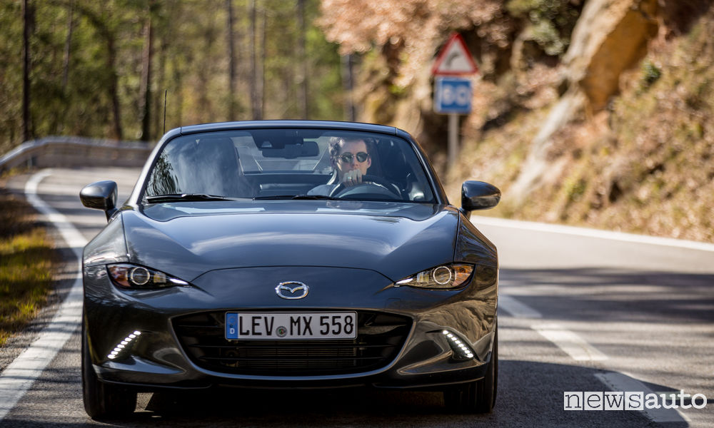 Photo of Le Foto della Mazda MX-5 RF al Tomorrowland