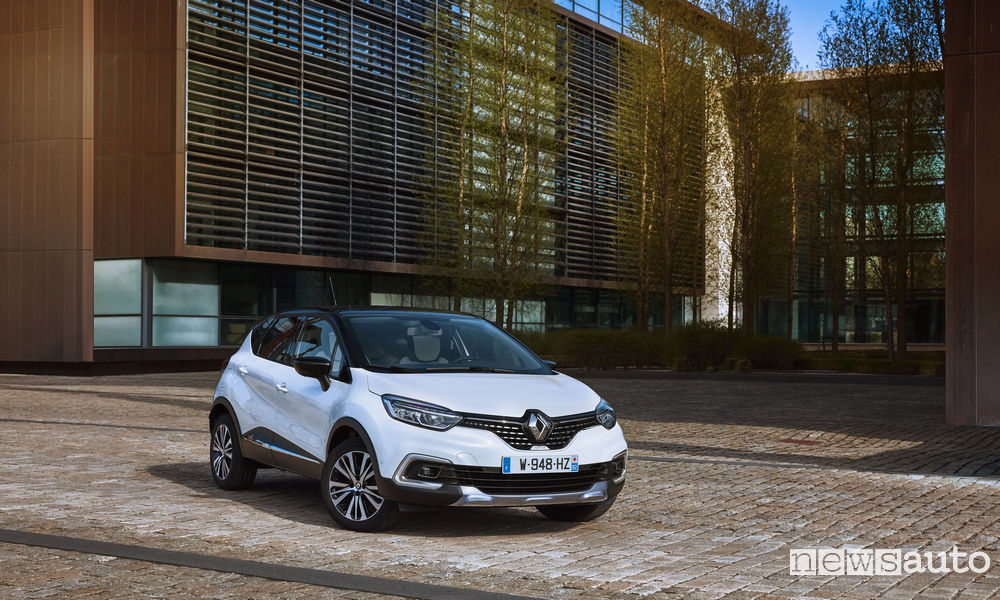 Photo of Renault Foto Nuovo Captur