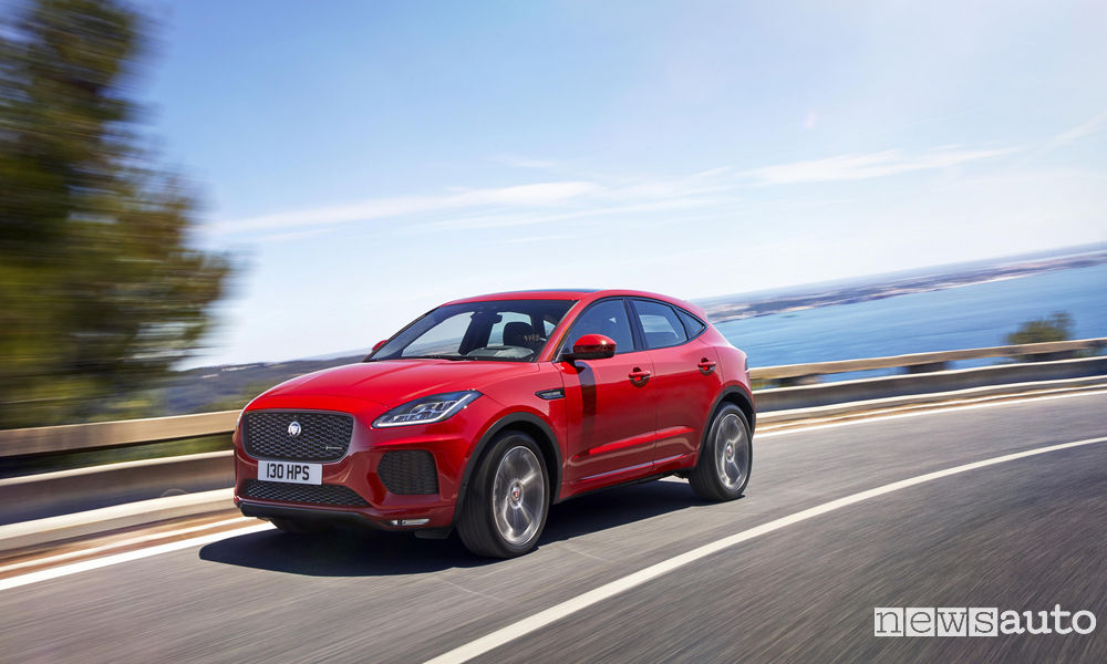 Photo of Nuovo Jaguar E-Pace