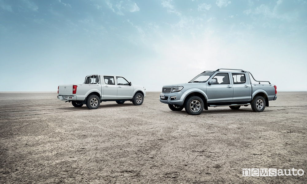 Photo of Peugeot foto nuovo Pick-Up