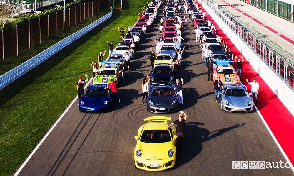 Photo of 3^ edizione Porsche Festival Mugello