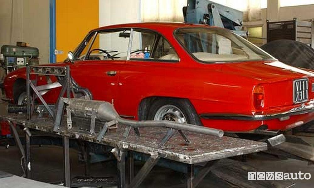 Photo of Soram marmitte auto storiche
