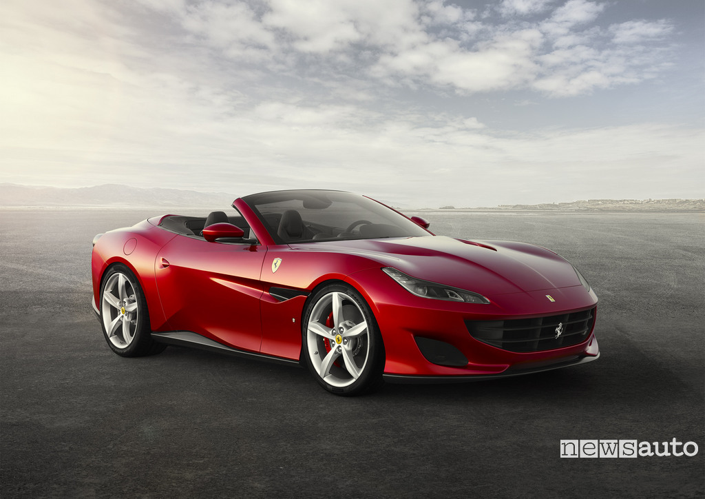 Photo of Ferrari Portofino la cabrio da 600 CV