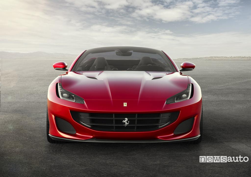 Photo of FOTO della nuova Ferrari Portofino