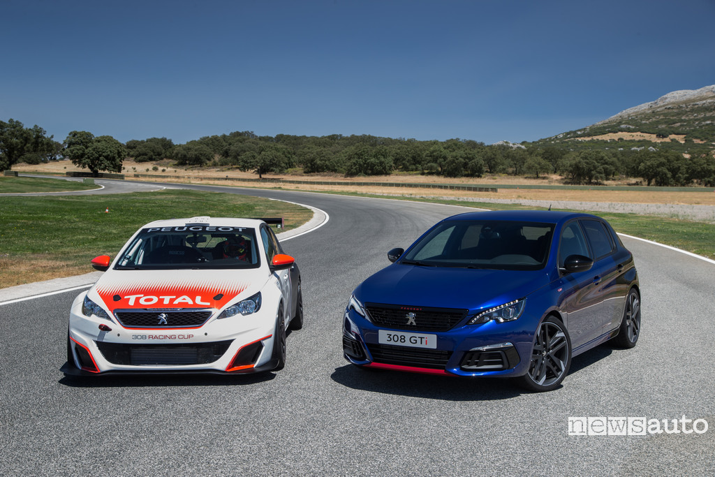 Photo of VIDEO nuova Peugeot 308 GTi By Peugeot Sport