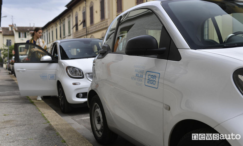 Photo of Pacchetti orari car2go per noleggi di lunga durata