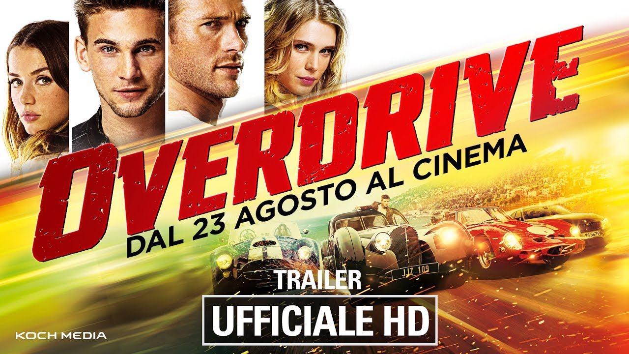 Photo of Overdrive – Trailer Ufficiale