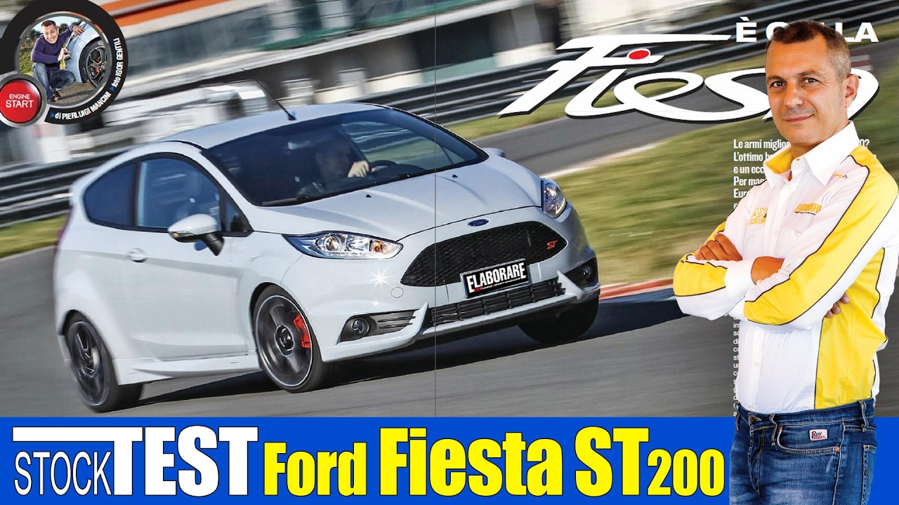 Photo of VIDEO Ford Fiesta ST200 | Test Pista & Dyno
