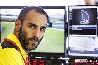 Cyril Abiteboul, Direttore Generale Renault Sport Racing