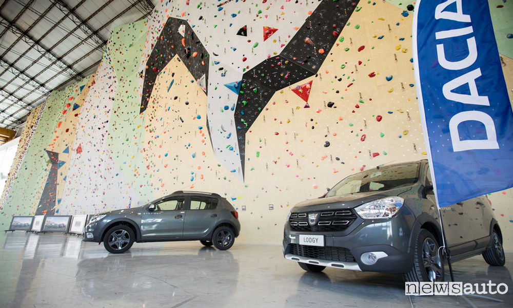 Photo of Le foto della Serie Speciale Dacia Brave