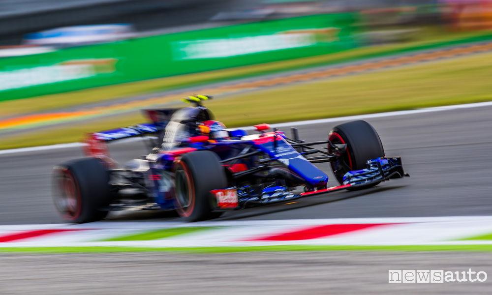 Carlos Sainz jr. pilota Toro Rosso dal 2015 al 2017