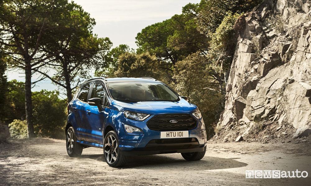 Photo of Le foto della nuova Ford EcoSport