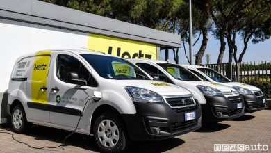 Photo of Peugeot Partner e Citroën Berlingo nella flotta Hertz