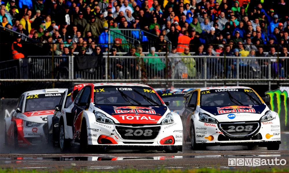 Photo of Peugeot WRX Rallycross Germania
