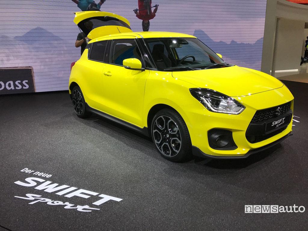 Photo of Nuova Suzuki Swift Sport