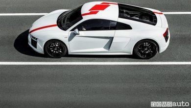 Photo of Le foto della nuova Audi R8 V10 RWS
