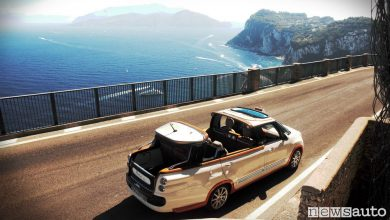 Photo of Le foto del Tiberio GranOpen taxi Capri by Castagna