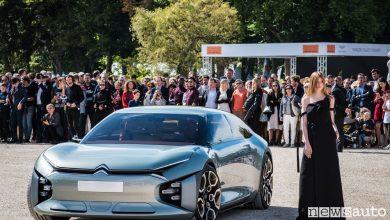 Photo of Citroën CXperience Concept premio Concours d'Elégance