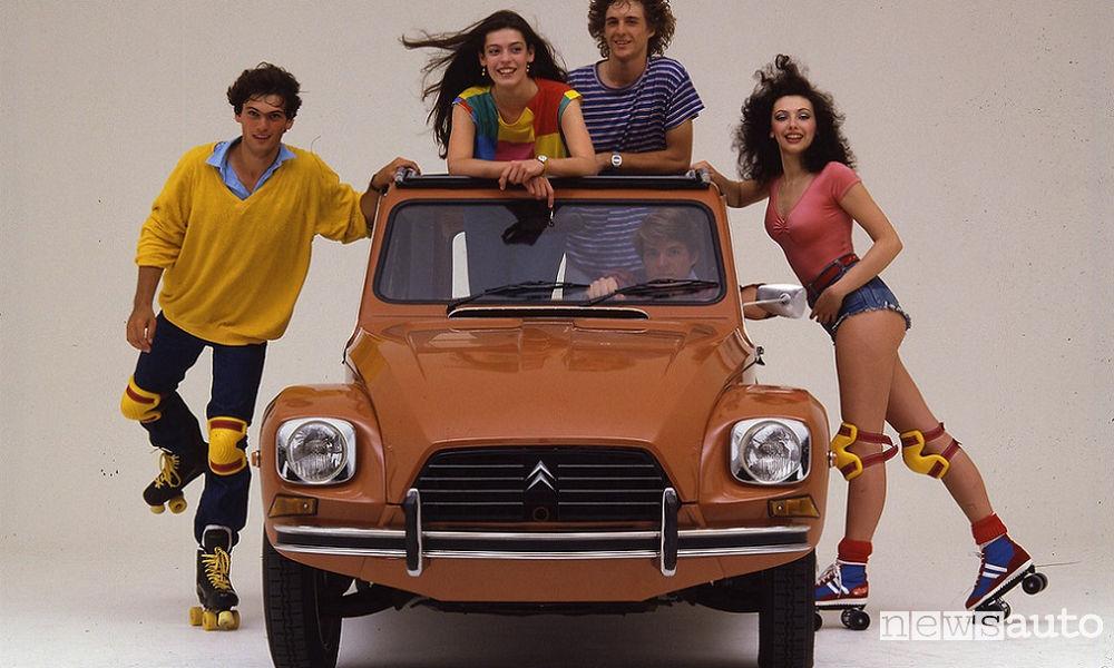 Photo of Citroën Dyane, l'auto in jeans per i giovani