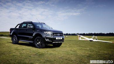 Photo of Ford Ranger Black Edition novità Francoforte IAA