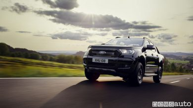 Photo of Le foto del nuovo Ford Ranger Black Edition