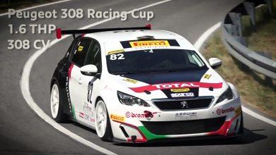Photo of Il video della Peugeot 308 Racing Cup che vince nelle gare in salita CIVM