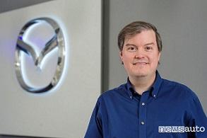 Presidente e CEO di Mazda Motor Europe Jeff Guyton