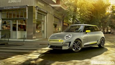 Photo of MINI Electric Concept Francoforte IAA