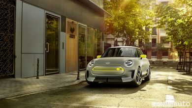 Photo of Le foto della MINI Electric Concept