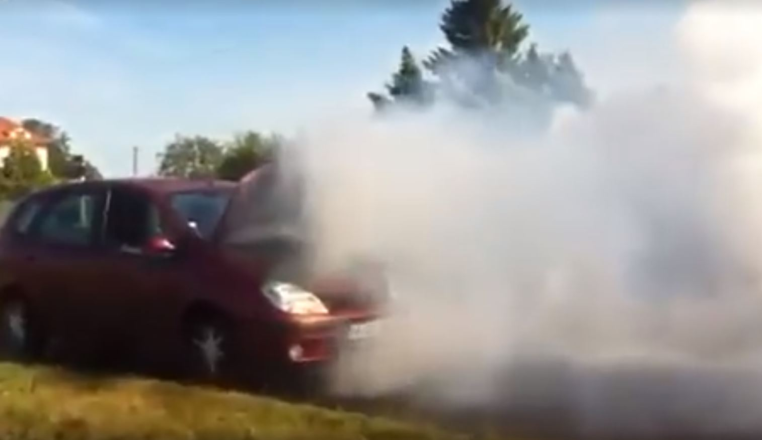 Photo of Motore turbo in autocombustione impazzisce