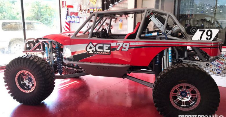 4x4 Fest di Carrara 2017, prototipo ACE RACING Ultra 4 79 by Acerni