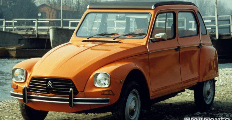 Citroën ad Auto Moto d'Epoca