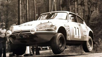 Citroen DS21 Rally