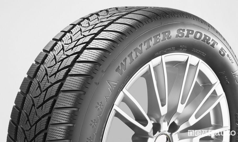 Test pneumatici invernali Dunlop Winter Sport 5 (SUV)