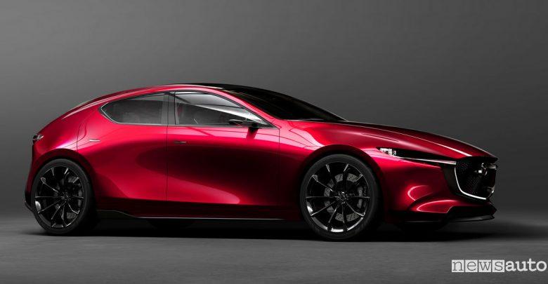 Concept Mazda al Salone di Tokyo: Kai Concept