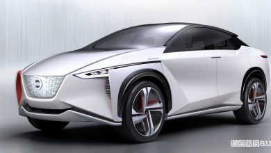 Photo of Foto Nissan concept IMx