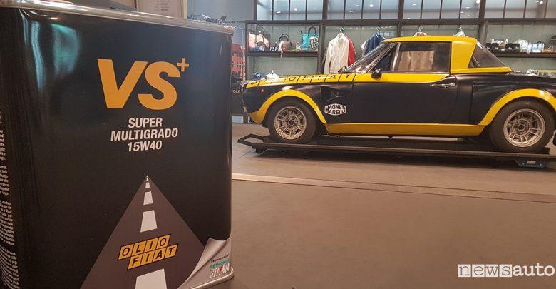 Olio motore per auto storiche Petronas Selenia Classic