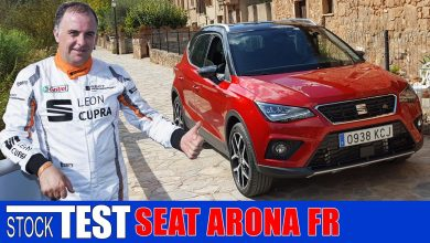 "Photo of SEAT Arona VIDEO prova su strada della ""FR"" quella più sportiva"