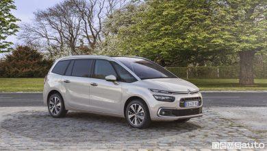 Photo of Foto Citroën C4 Picasso e Grand C4 Picasso