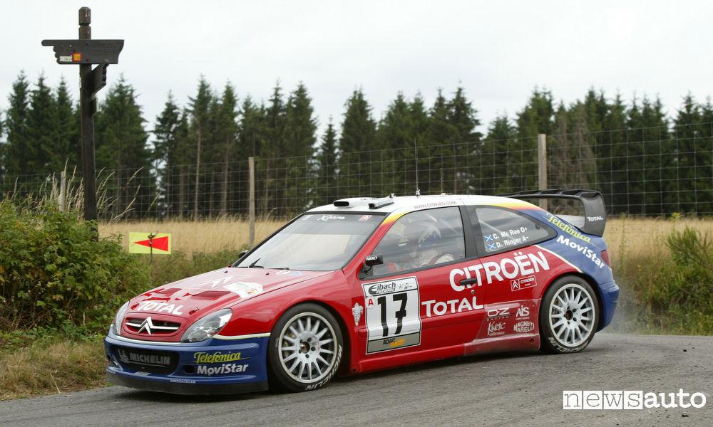 Citroën Xsara WRC al Rallylegend