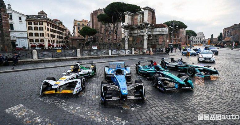 Formula E Calendario.Calendario Formula E 2018 Dove Si Corre Newsauto It