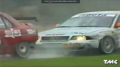 Photo of Video Superturismo duello tra Fabrizio Giovanardi (Alfa 155 TS) e Karl Wendlinger (Audi A4 Quattro)