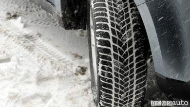 Obbligo pneumatici invernali