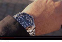 Video Cambio Ora Rolex