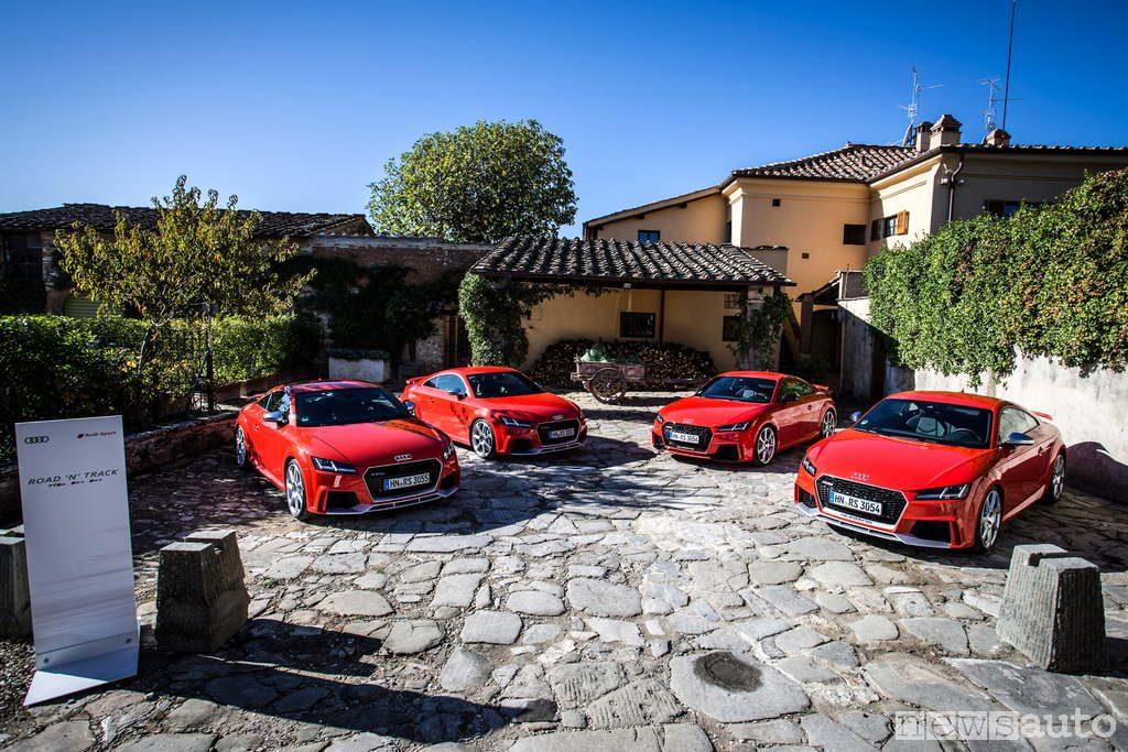 Road'n'Track by Audi Sport